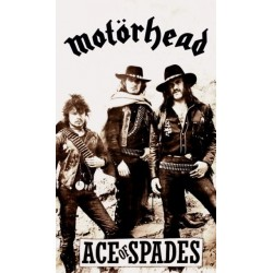 Bandera MOTORHEAD - Ace Of Spades
