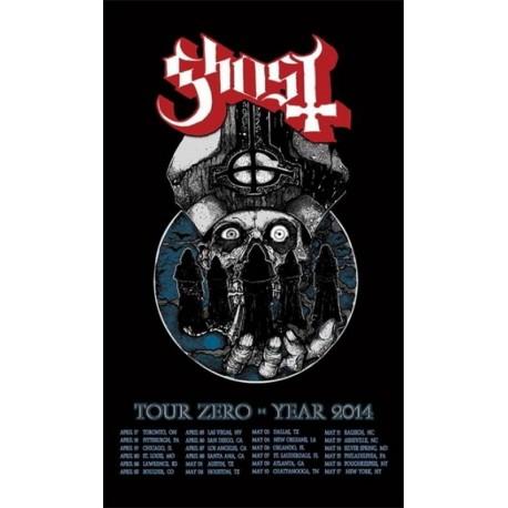 Bandera  GHOST - Tour Zero