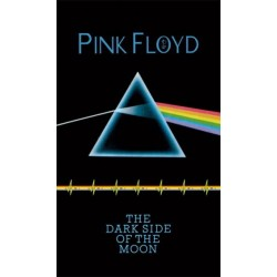 Bandera PINK FLOYD - The Dark Side of the Moon