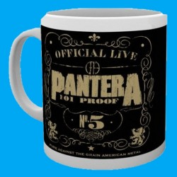 Taza PANTERA - 100 Proof