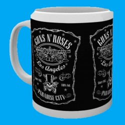 Taza GUNS N'ROSES - Los Angeles