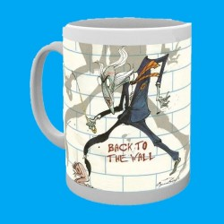Taza PINK FLOYD - The Wall - Back To The Wall