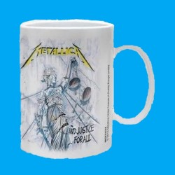Taza METALLICA - ... And Justice for All
