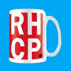 Taza RED HOT CHILI PEPPERS - Logo