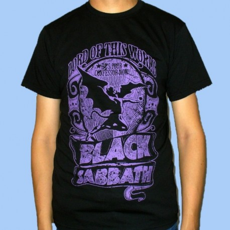 Camiseta BLACK SABBATH - Lord Of This World