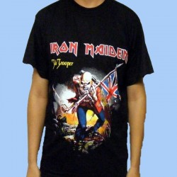 Camiseta IRON MAIDEN - The Trooper
