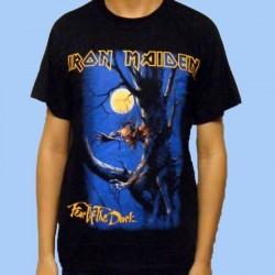 Camiseta IRON MAIDEN - Fear Of The Dark