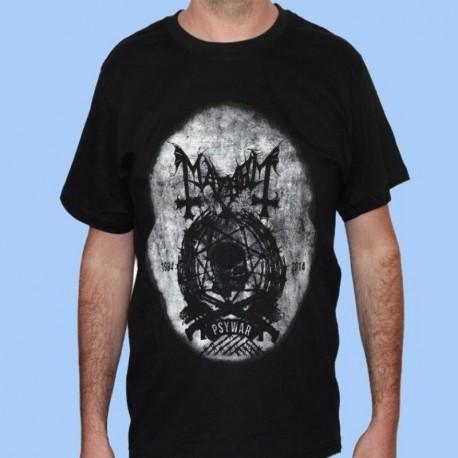 Camiseta MAYHEM - Psywar