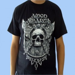 Camiseta AMON AMARTH - Shield