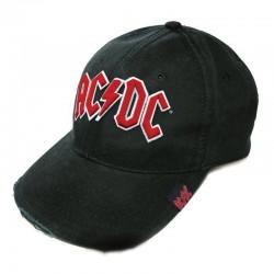 Gorra AC/DC - Logo vintage