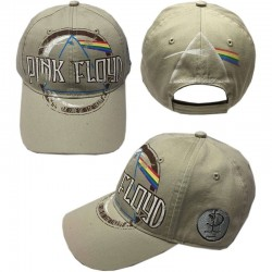 Gorra PINK FLOYD - Dark Side Of The Moon color gris