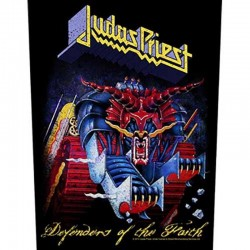 Parche para espalda JUDAS PRIEST - Defenders Of The Faith