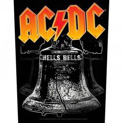 Parche para espalda AC/DC - Hells Bells