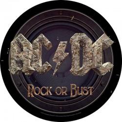 Parche para espalda AC/DC - Rock Or Bust