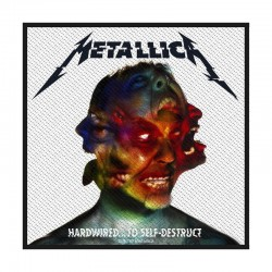 Parche METALLICA - Hardwired ... Of Self-Destruct