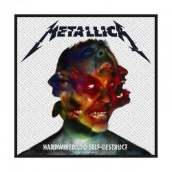 Parche METALLICA - Hardwired ... Of Self-Destruct