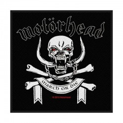 Parche MOTORHEAD - March Or Die