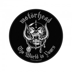 Parche MOTORHEAD - The World Is Yours