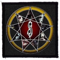 Parche SLIPKNOT - Tetragramma