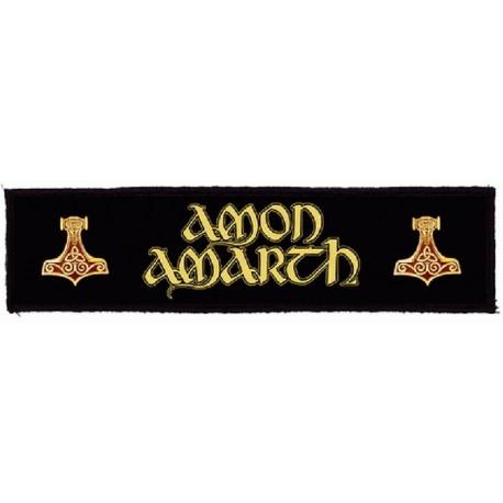 Parche AMON AMARTH - Logo