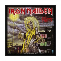 Parche IRON MAIDEN - Killers