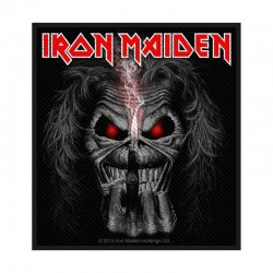 Parche IRON MAIDEN - Eddie Candle Finger