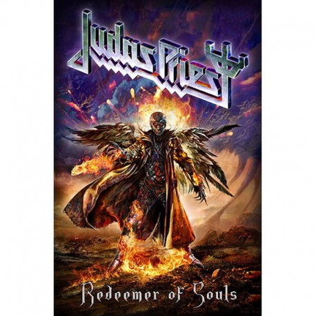 Bandera JUDAS PRIEST - REDEEMER OF SOULS