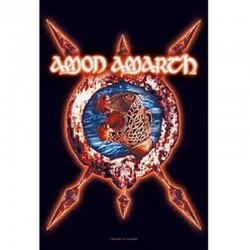 Bandera AMON AMARTH - SHIP