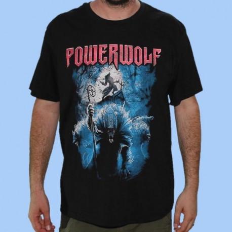 Camiseta POWERWOLF - The Night of the Werewolves
