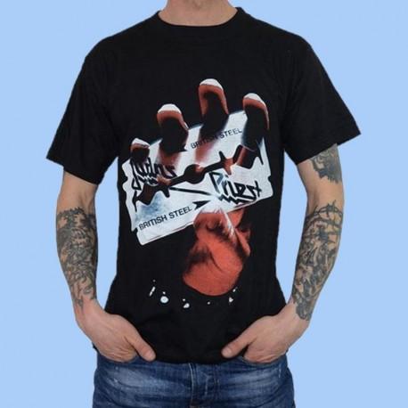 Camiseta JUDAS PRIEST - British Steel