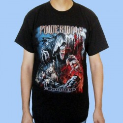Camiseta POWERWOLF - The Sacrament of Sin
