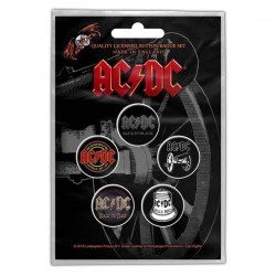 Chapas AC/DC - FOR THOSE ABOUT TO ROCK