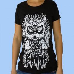 Camiseta mujer BRING ME THE HORIZON - OWL
