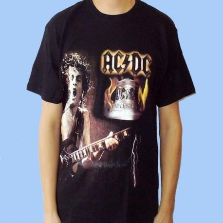 Camiseta AC/DC - Angus