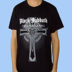 Camiseta BLACK SABBATH - The Rules Of Hell