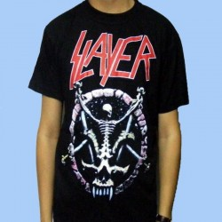 Camiseta SLAYER - Divine Intervention