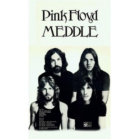 Bandera PINK FLOYD - Meddle Band