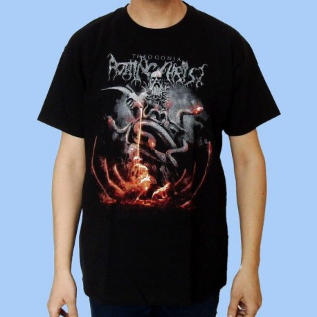 Camiseta ROTTING CHRIST - Theogonia
