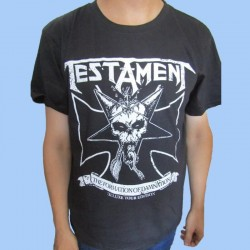 Camiseta TESTAMENT - The Formation of Damnation