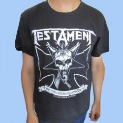 Camiseta TESTAMENT - The Formation of Damnation