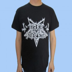 Camiseta DARK FUNERAL - Logo