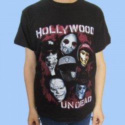 Camiseta HOLLYWOOD UNDEAD - Foto
