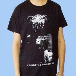 Camiseta DARKTHRONE - A Blaze in the Northern Sky