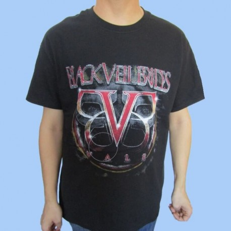 Camiseta BLACK VEIL BRIDE - Vale