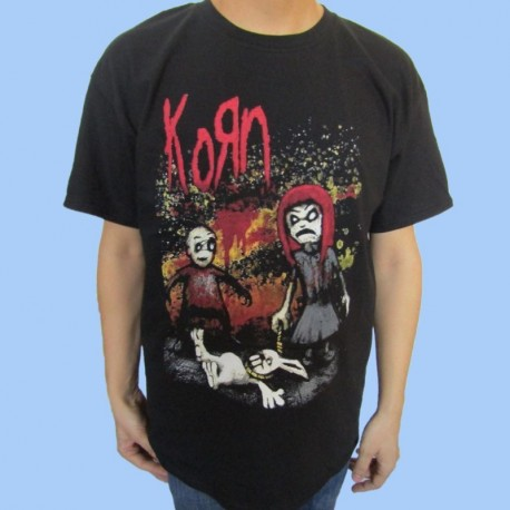 Camiseta KORN - The Rabbit