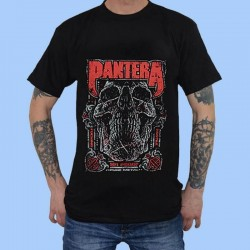 Camiseta PANTERA - 101 Proof