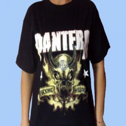 Camiseta PANTERA - Fucking Hostile