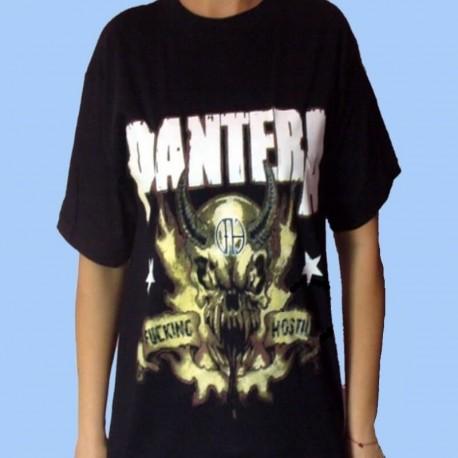 Camiseta PANTERA - Fucking Hostile