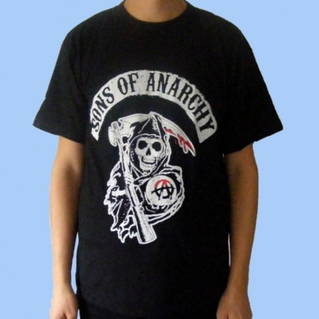 Camiseta SONS OF ANARCHY - Sangre