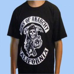Camiseta SONS OF ANARCHY - California